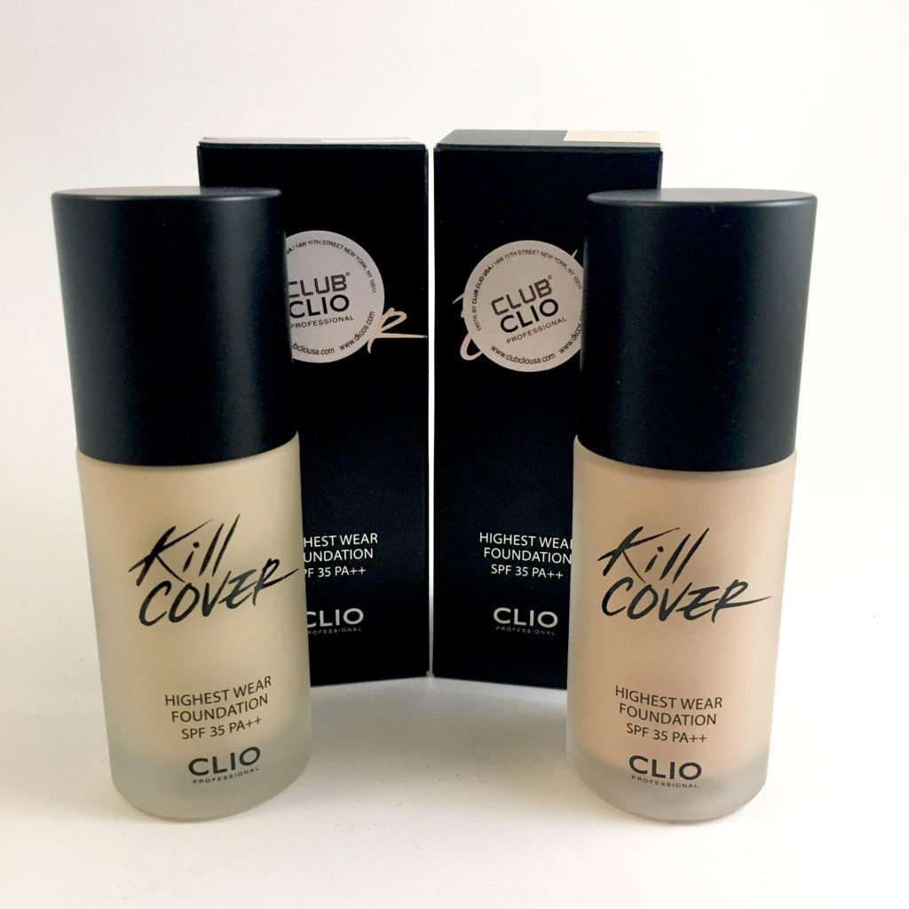 Review Club Clio Professional Kill Cover Foundation Review