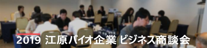 2019 江原バイオスター企業日本市場開拓団(1月)