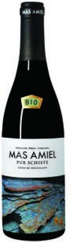 """AOC Côtes du Roussillon, Mas Amiel """"Pur Schiste"""" rouge 2019"""