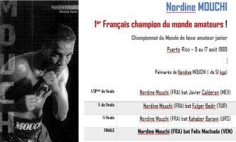 Nordine Mouchi first