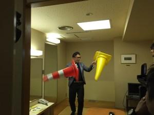 デビルスティック超人CONRO×世界の果てまでイッテQ! 」