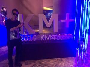 クリスタルパフォーマーMASAKI×KM 年度盛典(KILO&METERS Anniversary)
