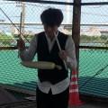 キミスタ(テレビ東京)×デビルスティック超人CONRO