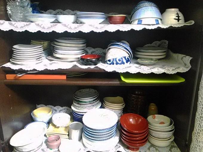お皿が何人分?