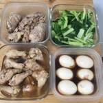 家事に追われないために。合間時間に常備菜を作りました