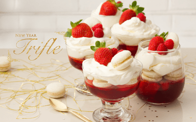 New Year Trifle - Feliz 2014