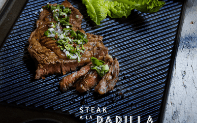 Steak a la Parilla