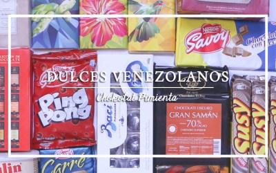 chocolates venezolanos