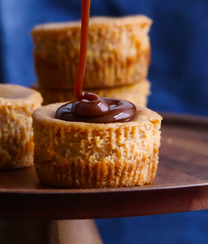 mini cheesecake de cajeta 3 |chokolatpimienta.com