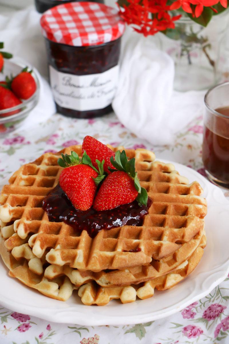 waffles |chokolatpimienta.com