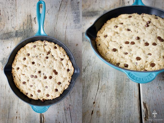 mega galleta de chispas de chocolate |chokolatpimienta.com 3