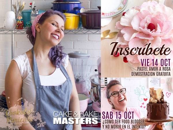 Vanessa Hernandez Chokolat Pimienta