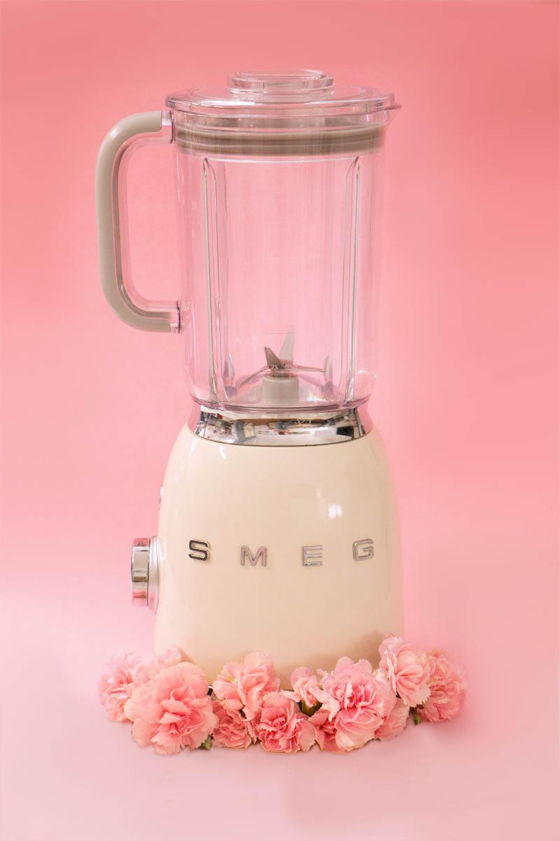licuadora smeg crema