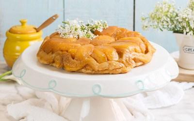 Tarte tatin tarta de manzanas