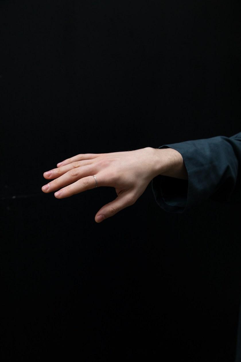 unisex-ring-silver-rhodhium