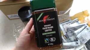 マウントハーゲンカフェインレスコーヒー