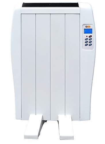 Haverland EC Emisor Térmico de 4 Elementos de Aluminio 600W. Bajo C