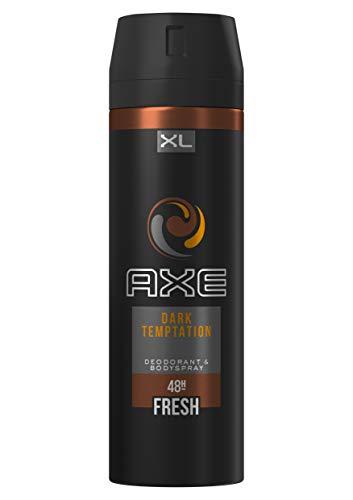 Axe Bodyspray Dark Temptation XL – Pack de 3 x 200ml (Total 600ml)    Precio: 10.5€        visita t.me/chollismo