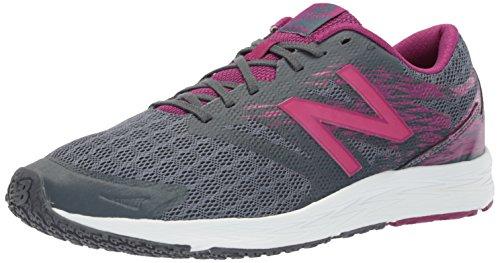 New Balance Flash, Zapatillas de Atletismo para Mujer, (Thunder/Mulberry), 40 EU    Precio: 52.23€        visita t.me/chollismo