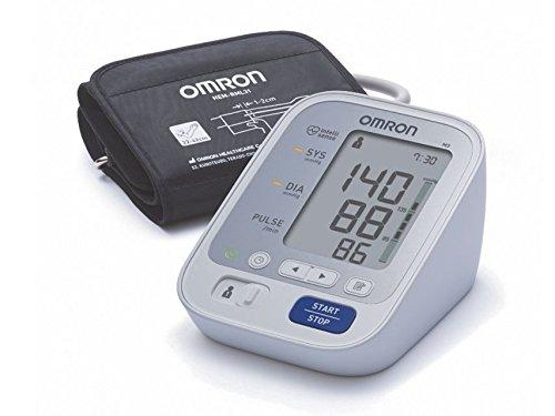 👕️ OMRON M3 – Tensiómetro de brazo digital con detección del pulso arrítmico, validado clínicamente   💸 Precio: 42.8€    🛒 https://amzn.to/31C3dL0   Prueba nuestro asistente de tallas