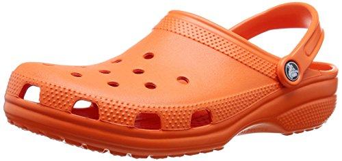 Crocs Classic Clog, Zuecos Unisex Adulto, Naranja (Tangerine 817), 42/43 EU    Precio: 28.3€        visita t.me/chollismo