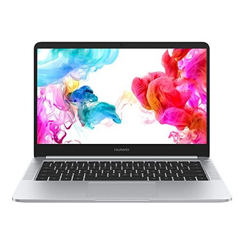 Huawei Matebook D – Ordenador portátil ultrafino 14″ FullHD (AMD Ryzen R5-2500, 8GB RAM, 256GB SSD, AMD Vega 8, Windows 10) Plata – Teclado QWERTY Español    Precio: 693.3€        visita t.me/chol