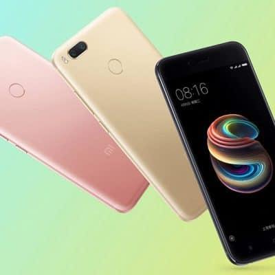Oferta Xiaomi Mi5X 64GB por 211 euros (Cupón Descuento)