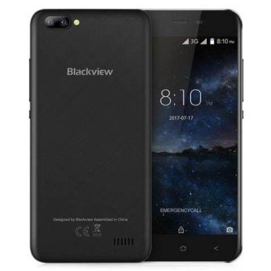 Chollo smartphone Blackview A7 por 33 euros (Oferta FLASH)