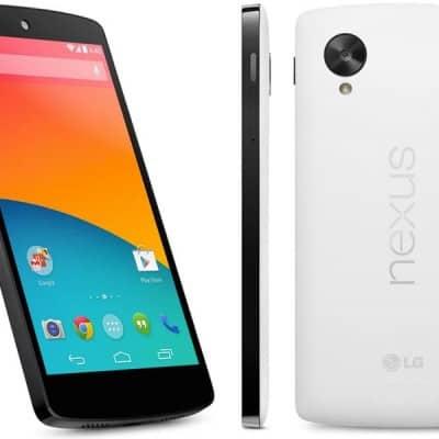 Nexus 5, uno de los mejores móviles del mercado por solo 160 euros