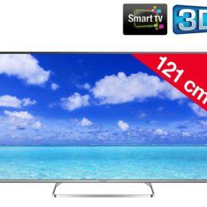 PANASONIC VIERA TX-48AS640E - Televisor LED 3D Smart TV por 493 euros. Ahorra 306 euros