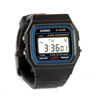 Oferta Reloj CASIO por 9 euros (54% descuento)