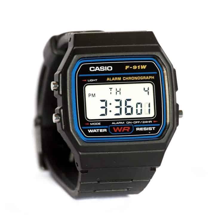 448ac5ff236 Oferta Reloj CASIO por 9 euros (54% descuento)