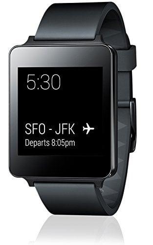 Oferta: Smartwatch LG G Watch por 104 euros (35% descuento)