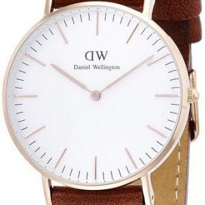 Chollo: Reloj para mujer Daniel Wellington por 105 euros (34% descuento)