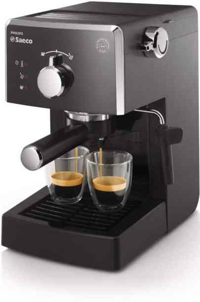Chollo Cafetera Saeco espresso manual Saeco Poemia por 75 euros