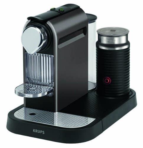 Oferta Nespresso Citiz & Milk Titan Krups por 180 euros (27% descuento)