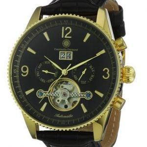 Chollo reloj Constantin Durmont Crockett por 81 euros (77% descuento)