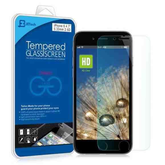 Protector cristal templado iPhone 6 / iPhone 6s por 8,95 euros
