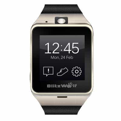 Oferta Smartwatch BlitzWolf GV18 Pro pot 37 euros (ahorra 18€)