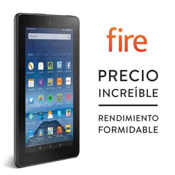 Las mejores tablets por menos de 100 euros: Kindle Fire 6
