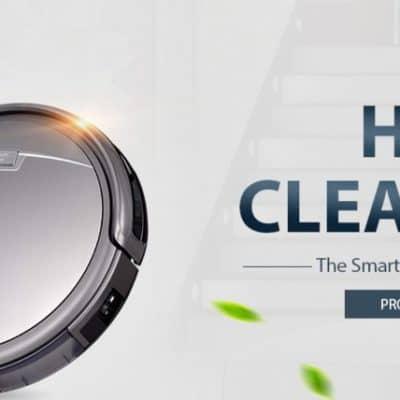Robots de limpieza Chuwi iLIFE los más baratos del mercado