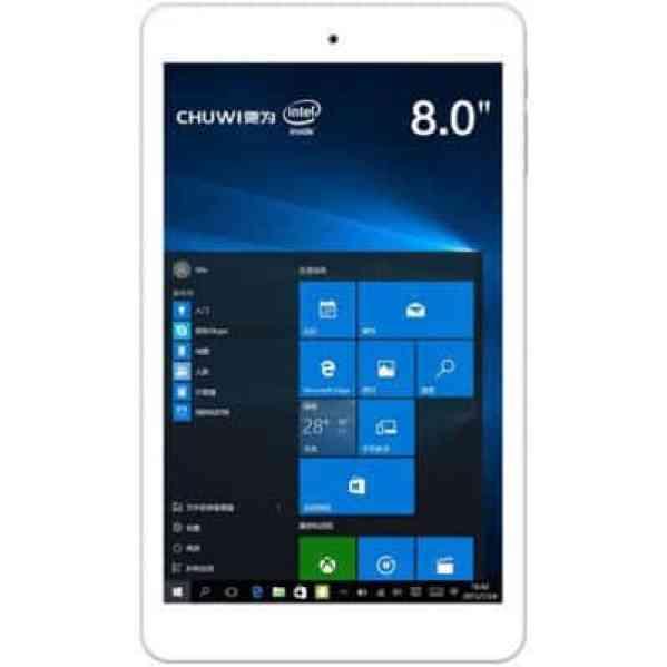 Tablet Chuwi Hi8 Pro por 86 euros