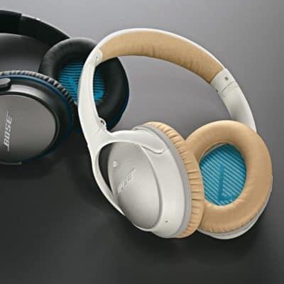 Oferta auriculares Bose® QuietComfort® 25 por 266€ (Ahorra 63€)