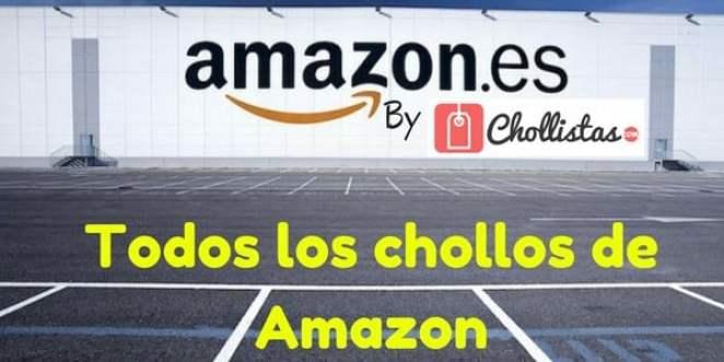 Todos los chollos de Amazon. El buscador definitivo