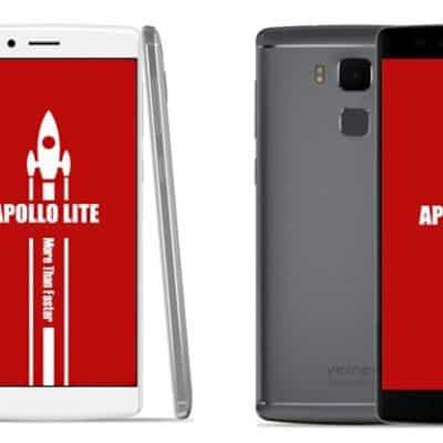 Chollo smartphone Vernee Apollo Lite por 155 euros