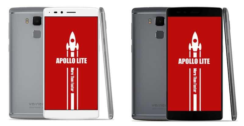 Chollo smartphone Vernee Apollo Lite por 141 euros (Cupón Descuento)