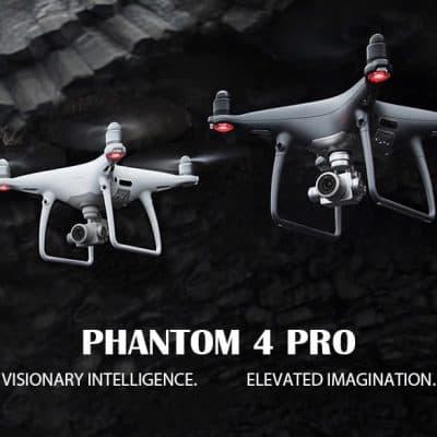 Oferta drone DJI Phantom 4 PRO por 1201 euros (Cupón Descuento)