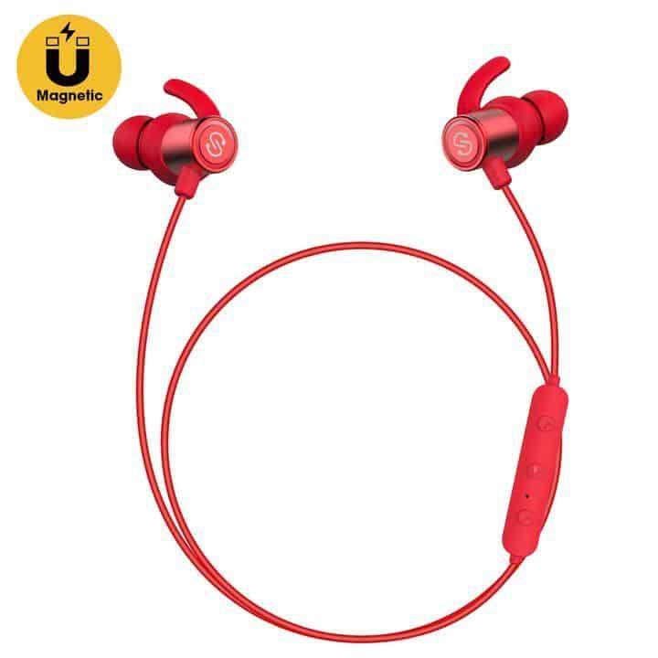 000216d2117 Oferta auriculares bluetooth 4.1 magnéticos SoundPEATS por 13 euros (Cupón  descuento)