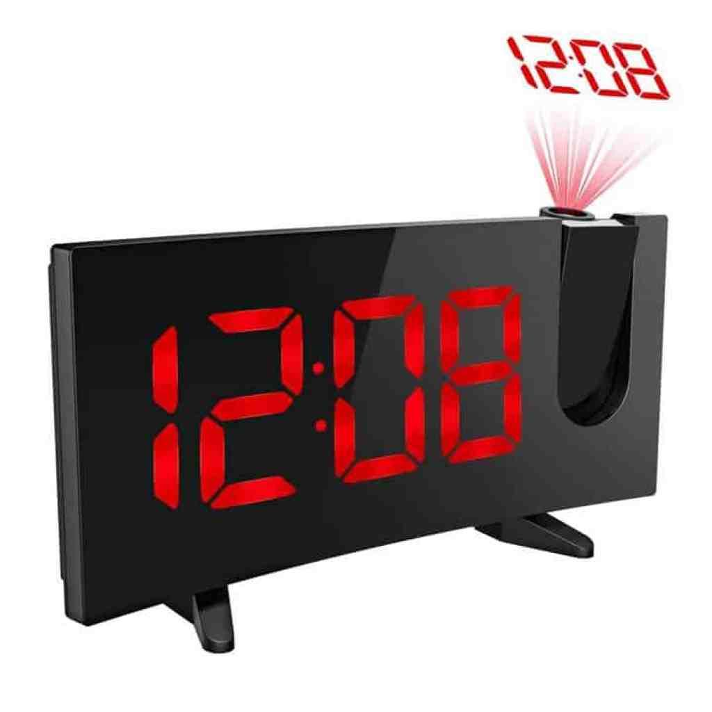 Oferta Radio Reloj Despertador Holife por 24,99 euros (Cupón Descuento)
