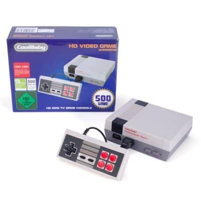 Oferta video consola retro NES por 24 euros (Cupón Descuento)